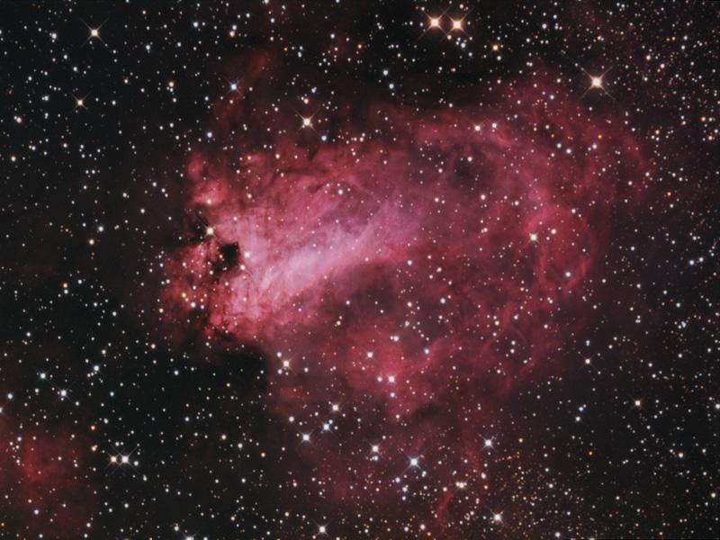 nebula m17 - photo #19
